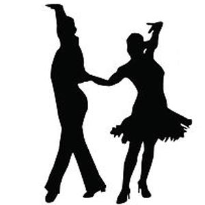 Dancing shadows dance music fun 10